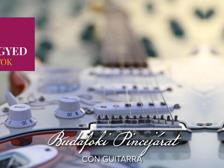 Con Guitarra koncert a Seybold-Garab Pincében