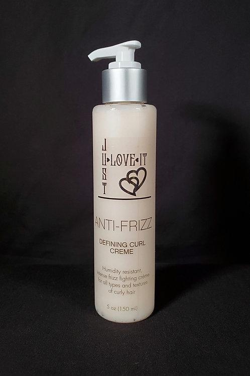 Anti-Frizz Curl Cream 5oz