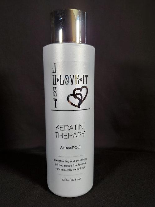 Keratin Therapy Shampoo 13.3oz