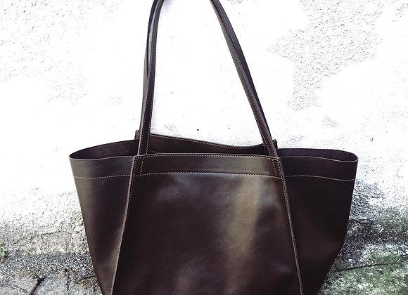 Shopping bag 02 brown