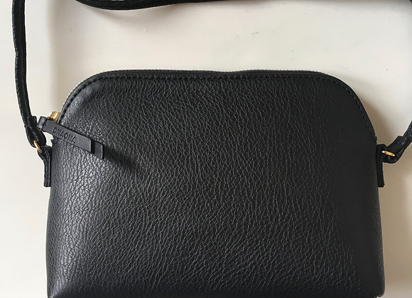Minikin black (zlatý zip)