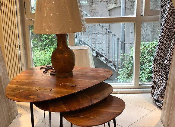 Acacia Nested Tables
