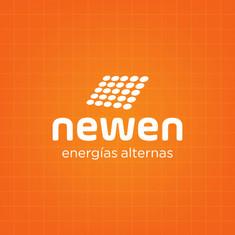 Actualización de identidad de marca / Newen Energías Alternas