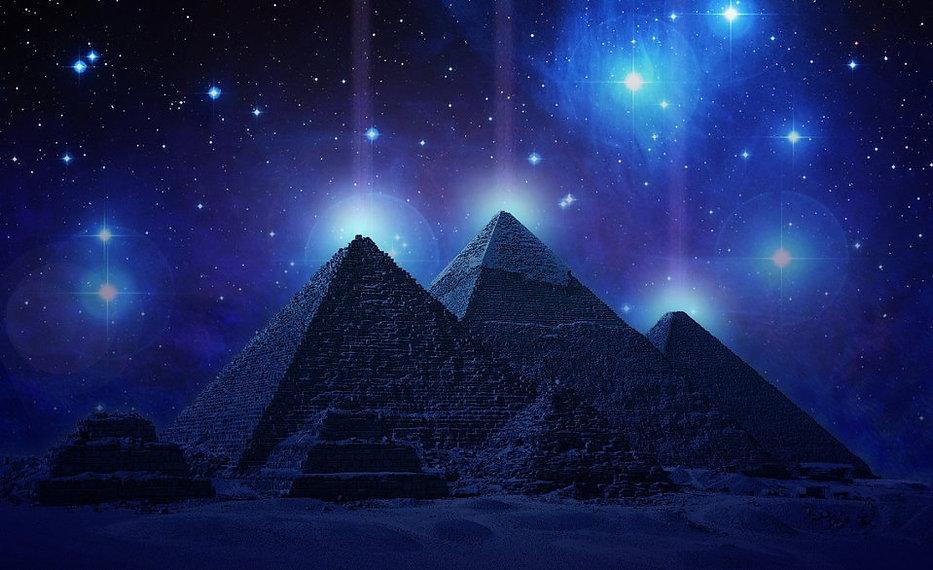 Consciousness & Pyramids