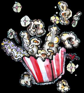 Even, Musik, Popcorn