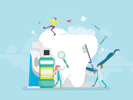 How to take care of your teeth?