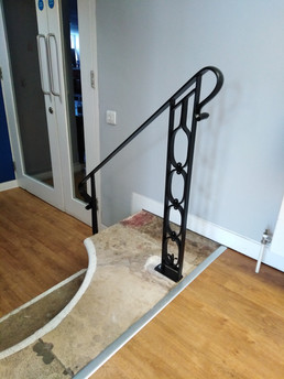 handrails made to order