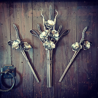 Poppy Bouquets