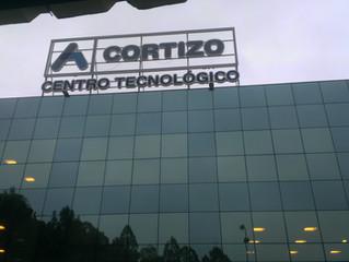 Iglesias Construcciones Metálicas visita Cortizo!