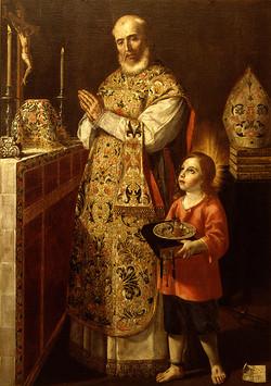 St. Peter Paschasius