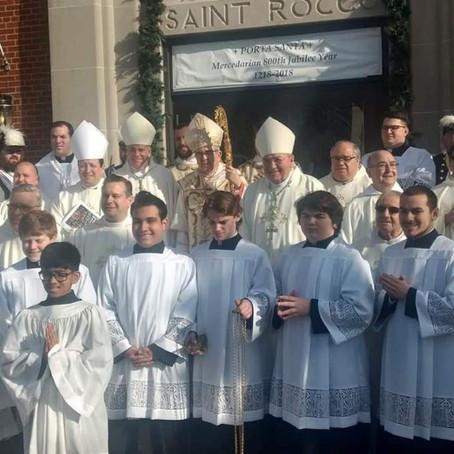 Mercedarian Family in U.S. Celebrates Closing of Jubilee