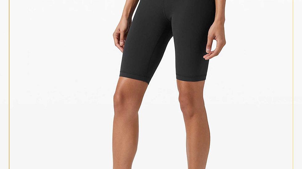 Celana Fitness Wanita Yoga Gym Zumba Aerobik Fitness Selutut (Pants L)
