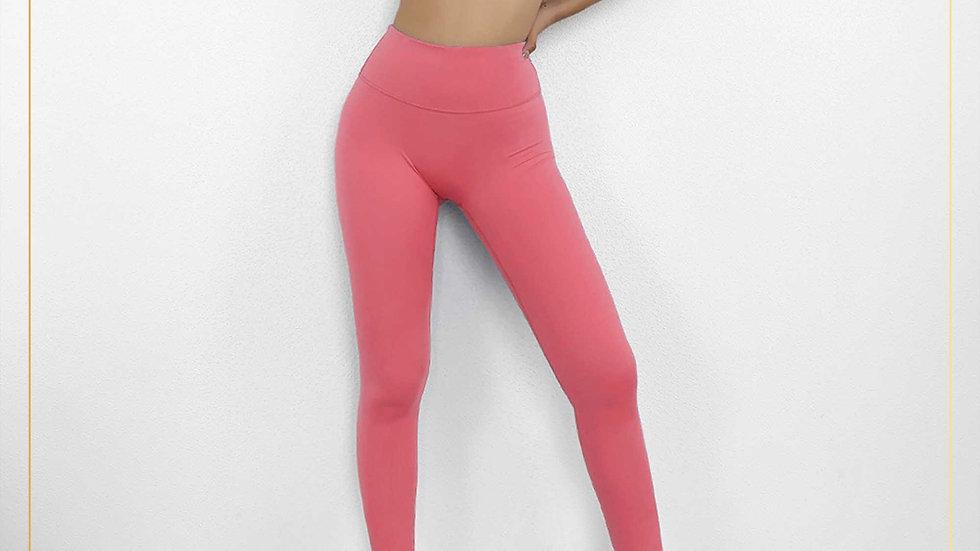 Setelan Olahraga Wanita Fit Body Bra Y dan Celana Panjang Spandex (Set B5)