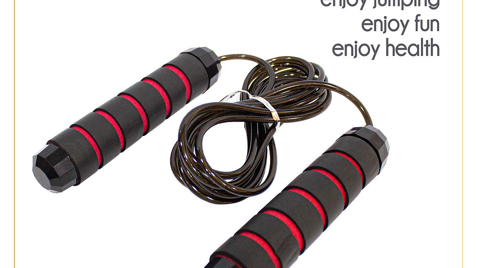 Skipping rope 2 colour For Workout From Home (Skiprope85)