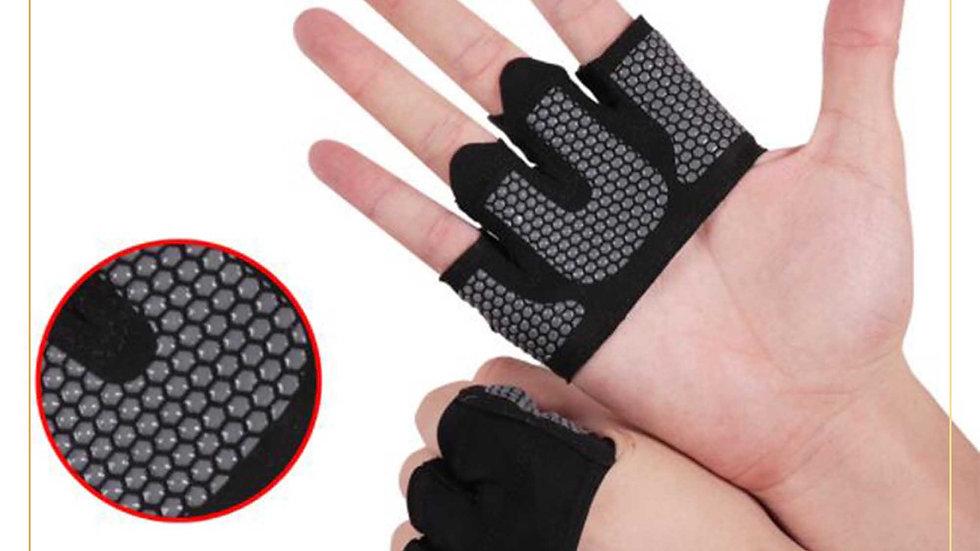 Gloves Fitness Keren Murah Nyaman Buat Gym Cycling (Gloves A)