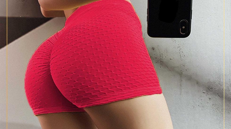 Celana Fitness Wanita Pendek Sexy Nyaman Zumba Yoga Tennis (Pants K)