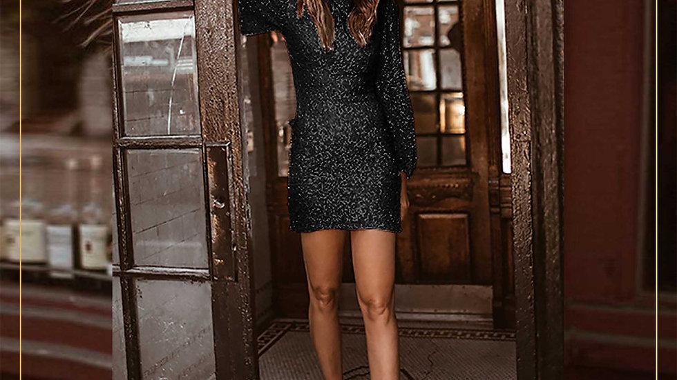 Mini Dress Pesta Wanita Import Cantik Elegant (Dress I)