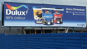 Lets Color with Dulux Zimbabwe
