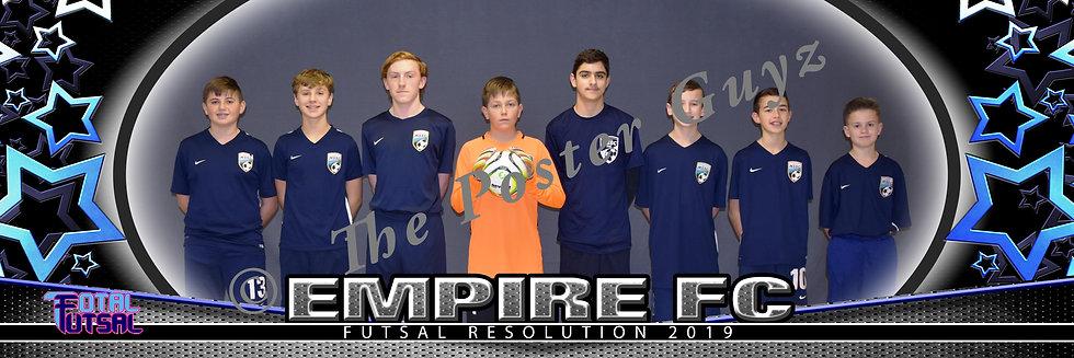 Empire FC U14B u14B