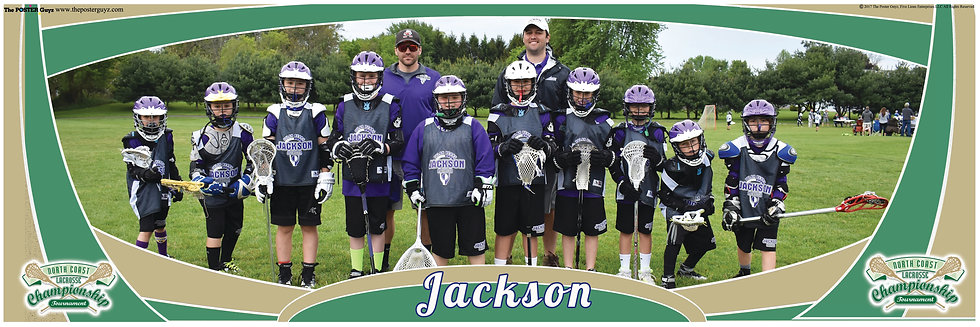 Jackson Purple 3-4 B