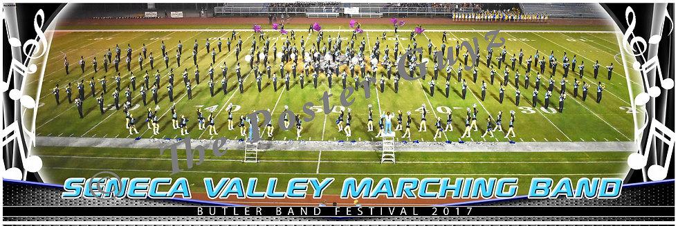 "Seneca Valley ""Raider"" Marching Band version 6"