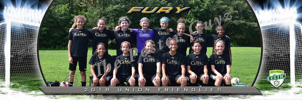 Baltimore Celtic SC Fury 07 GU12