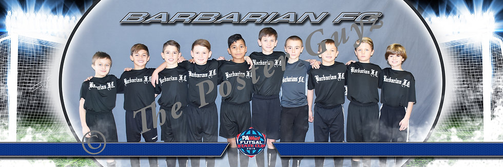 Barbarian FC u11B