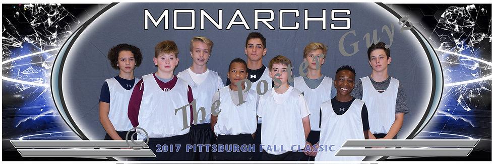 Monarchs 13U Boys