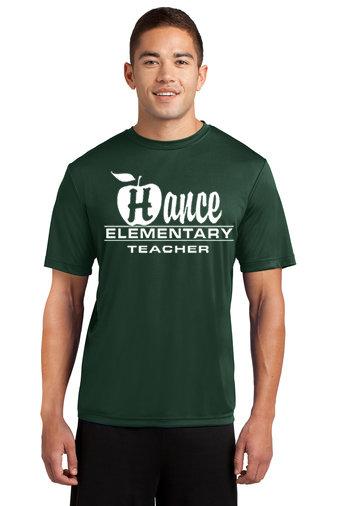 Hance-Short Sleeve Dri Fit-Apple Logo