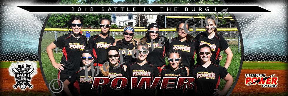 Pittsburgh Power Bradfield (14A)