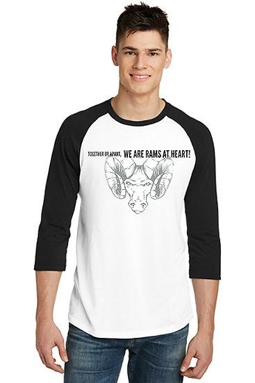 PRHance-Baseball Style Shirt-Hance Logo