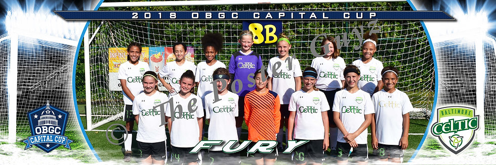 Baltimore Celtic Fury 07 Girls U12