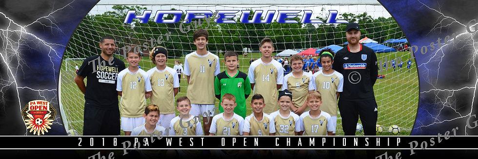Hopewell Vikings Elite U12B