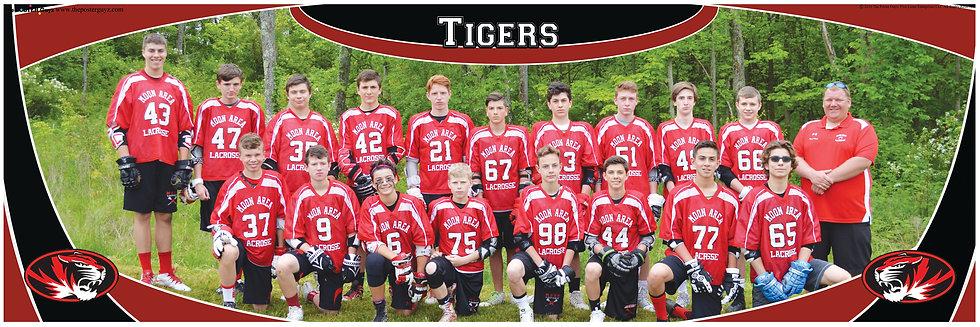 Moon Tigers u15