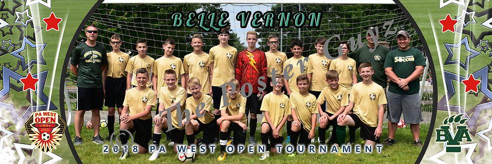 Belle Vernon BU13 - U14B