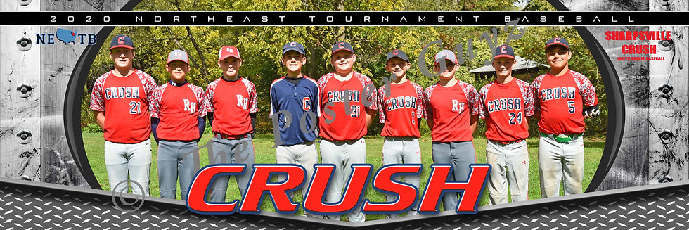 Sharpsville Crush 13U