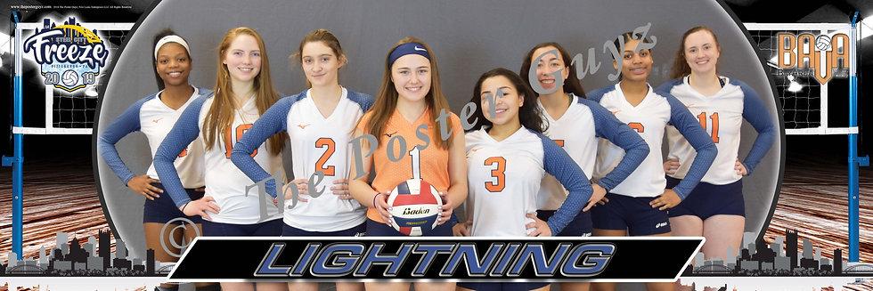 Bay Area VA 18 Lightning