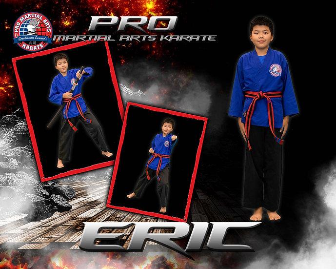 Eric - 3 picture collage