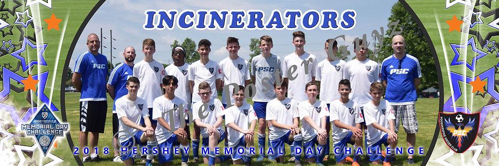 Poughkeepsie Incinerators u14B