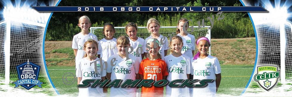 Baltimore Celtic Shamrocks Girls U11