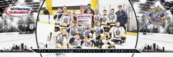 Pittsburgh Predators Squirt AA Champions