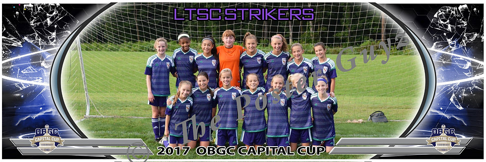LTSC 2005 STRIKERS (PURPLE) Girls U13