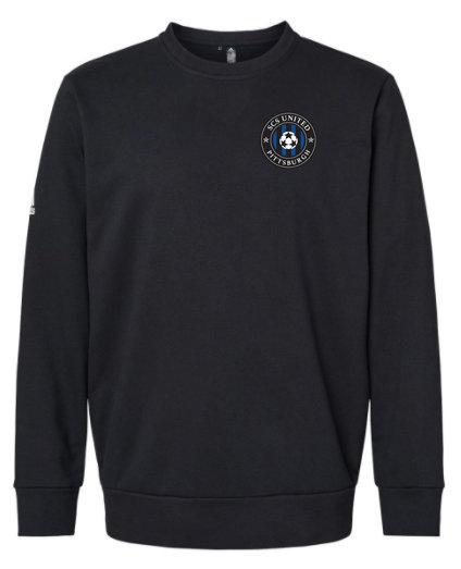SCS-Adidas Crewneck Sweatshirt -Left Chest Logo
