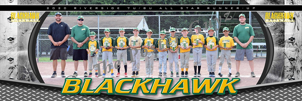 Blackhawk 8U Runner-up