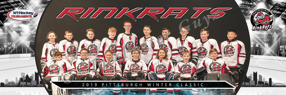 Southpointe Rink Rats Peewee A