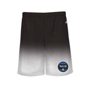 SCS-Ombre Performance Shorts