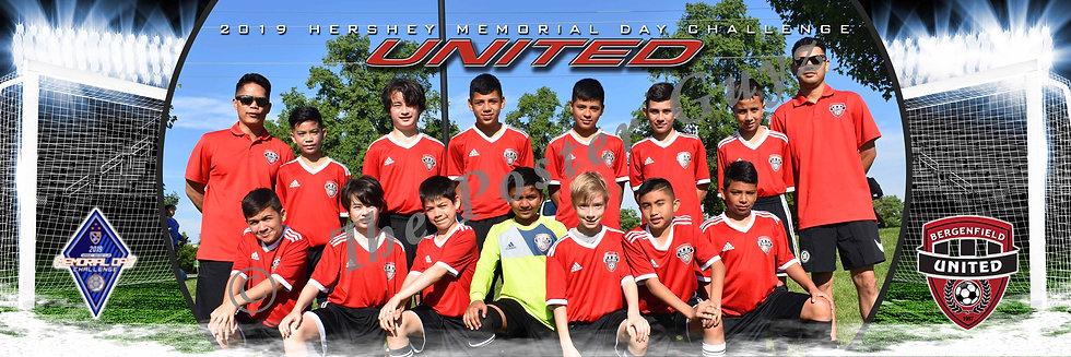 Bergenfield United U12B