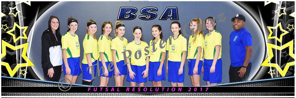 BSA U14 G