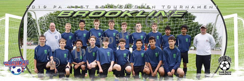 Brookline Youth Soccer B2002