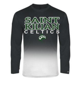 SaintKilian-Badger Ombre Long Sleeve